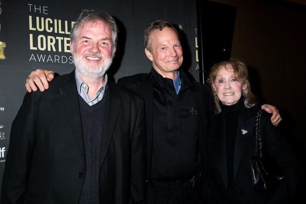 Ciaran O'Reilly, Bill Irwin, Charlotte Moore