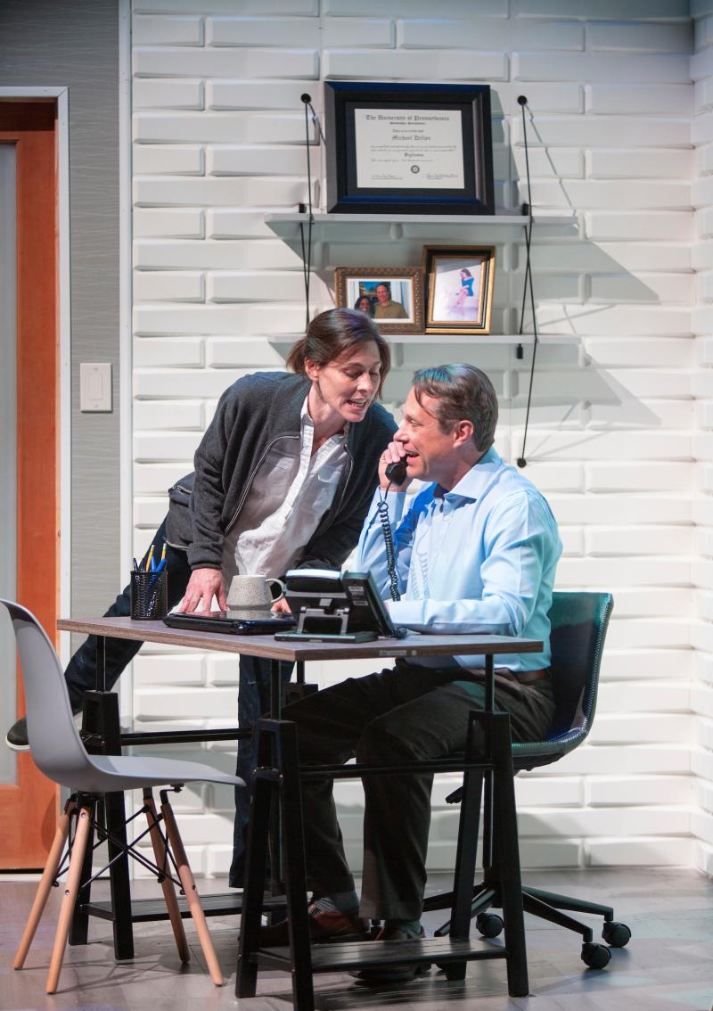 BWW Review: GOOD PEOPLE at CV Rep Theater is Masterful