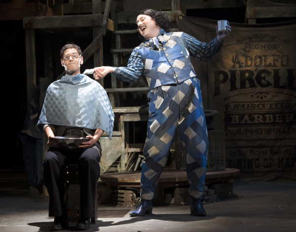 Photo Flash: Inside Asolo Rep's SWEENEY TODD