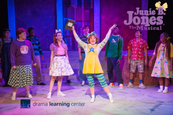Photo Flash: Drama Learning Center's TYA Professional Training Program Reboots JUNIE B. JONES THE MUSICAL