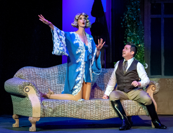 Photos: ME AND MY GIRL At Rivertown Theaters