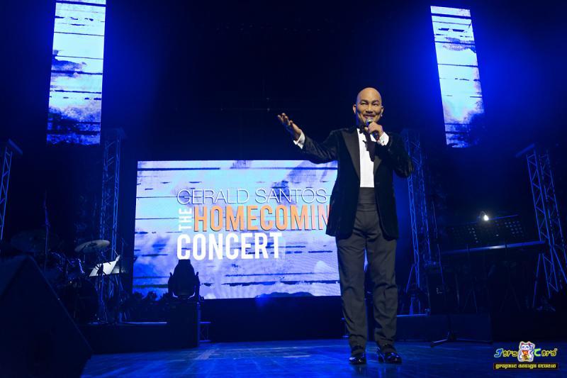 Photos: MISS SAIGON UK Stars Reunite in Gerald Santos' Homecoming Concert