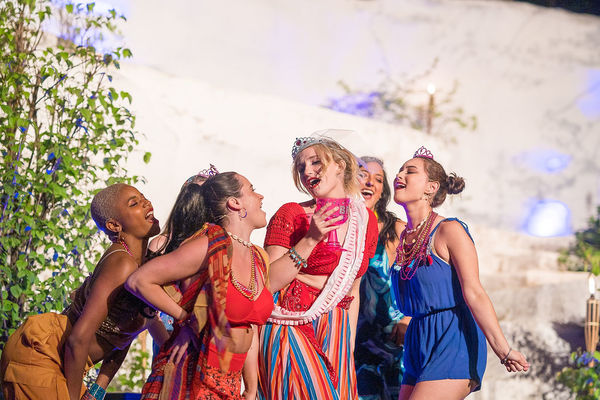 Photo Flash: First Look At MAMMA MIA! at Sugarloaf Mountain Amphitheatre