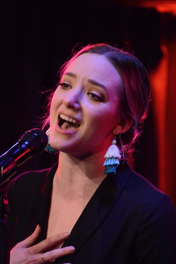 Photo Coverage: Performers From BE MORE CHILL, DEAR EVAN HANSEN, and More Showcased at AT THIS PERFORMANCE...