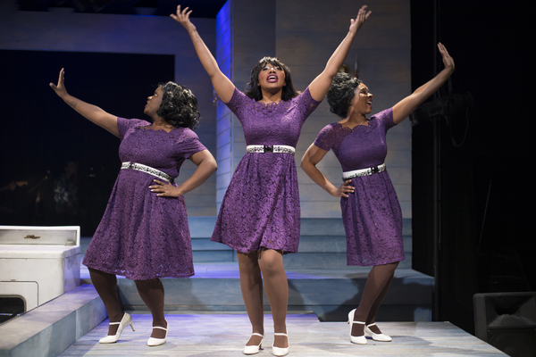 Photo Flash: First Look at CAROLINE, OR CHANGE at Astoria Performing Arts Center