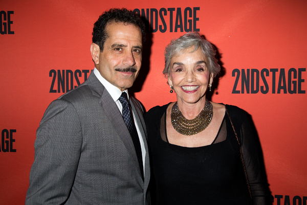 Tony Shalhoub, Brooke Adams Photo