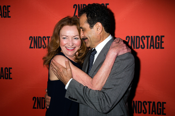 Julie White, Tony Shalhoub