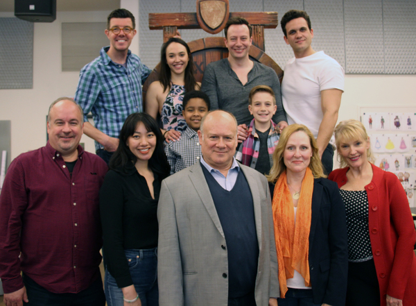 Photo Flash: Meet the Cast of BEAUTY AND THE BEAST at Paper Mill