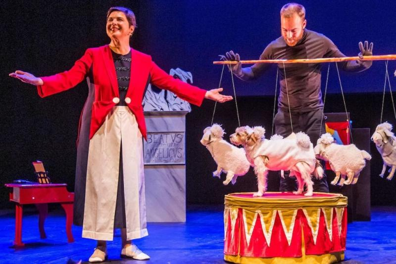 BWW Review: Isabella Rossellini's LINK LINK CIRCUS Delves Into The Minds of Animals
