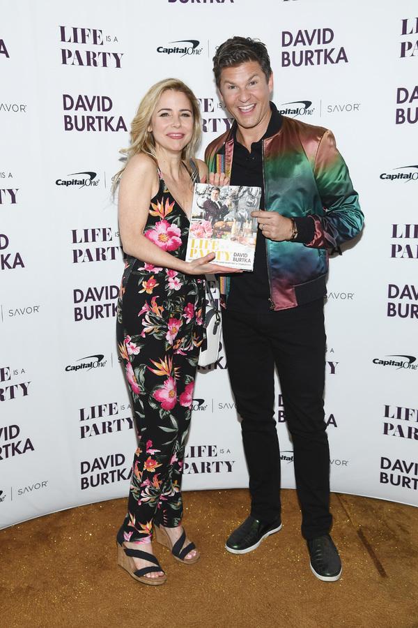 Photos: David Burtka Celebrates Release of Cookbook with Neil Patrick Harris, Jane Krakowski, Sierra Boggess and More!