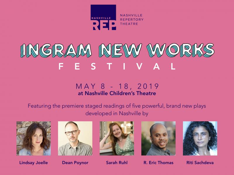 THE PLAY'S THE THING: Ingram New Works Festival's Riti Sachdeva