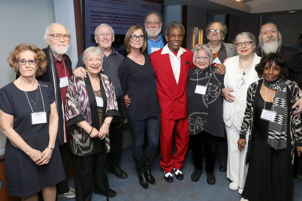 Photo Flash: The Actors Fund Launches Performing Arts Legacy Project