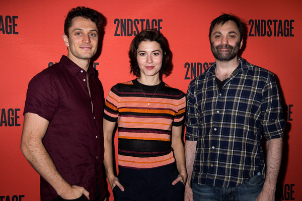 Photo Coverage: Meet the Cast of Second Stage's DYING CITY