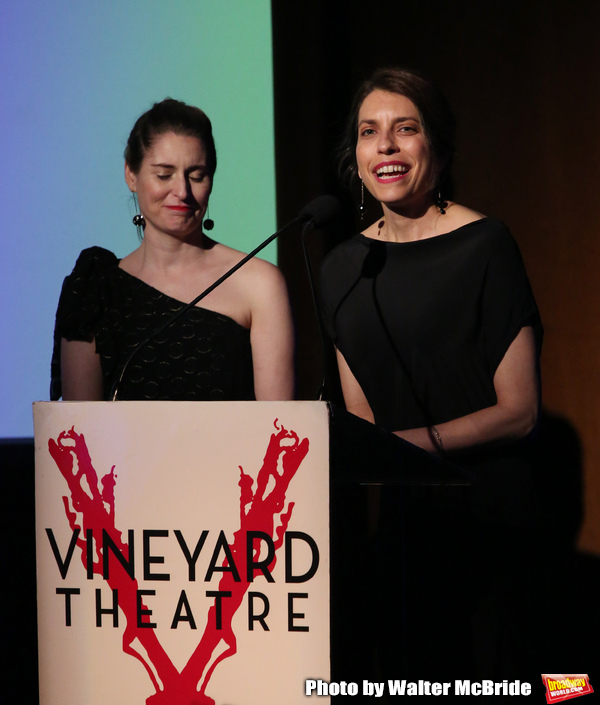 Suzanne Appel and Sarah Stern Photo