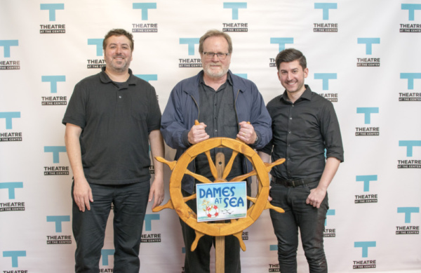 Nick Anderson, William Underwood and Nick Graffagna
