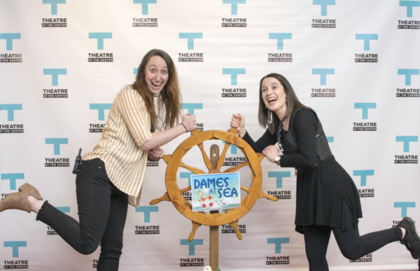 Photo Flash: DAMES AT SEA Opens At Theatre At The Center
