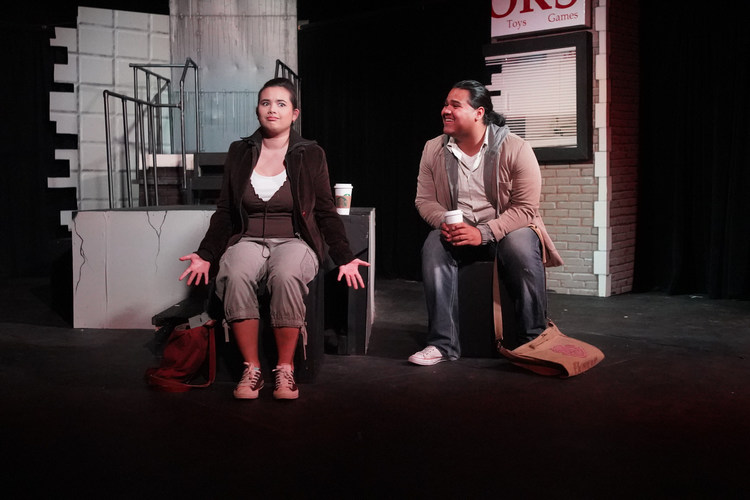 BWW Review: ORDINARY DAYS at Lakeside Community Theatre