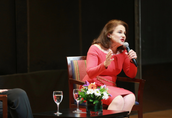 Photo Flash: LPTW Oral History Project Welcomes Tovah Feldshuh