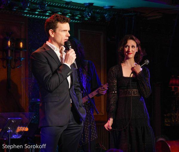 Photos: Paul Alexander Nolan Makes Cabaret Debut at Feinstein's/54 Below