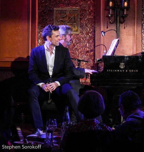 Paul Alexander Nolan & Rick Fox, musical director Photo
