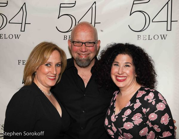 Zina Goldrich, Scott Coulter, Marcy Heisler