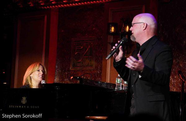 Zina Goldrich & Scott Coulter