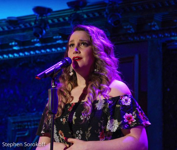 Photo Coverage: Marcy and Zina and Friends at Feinstein's/54 Below