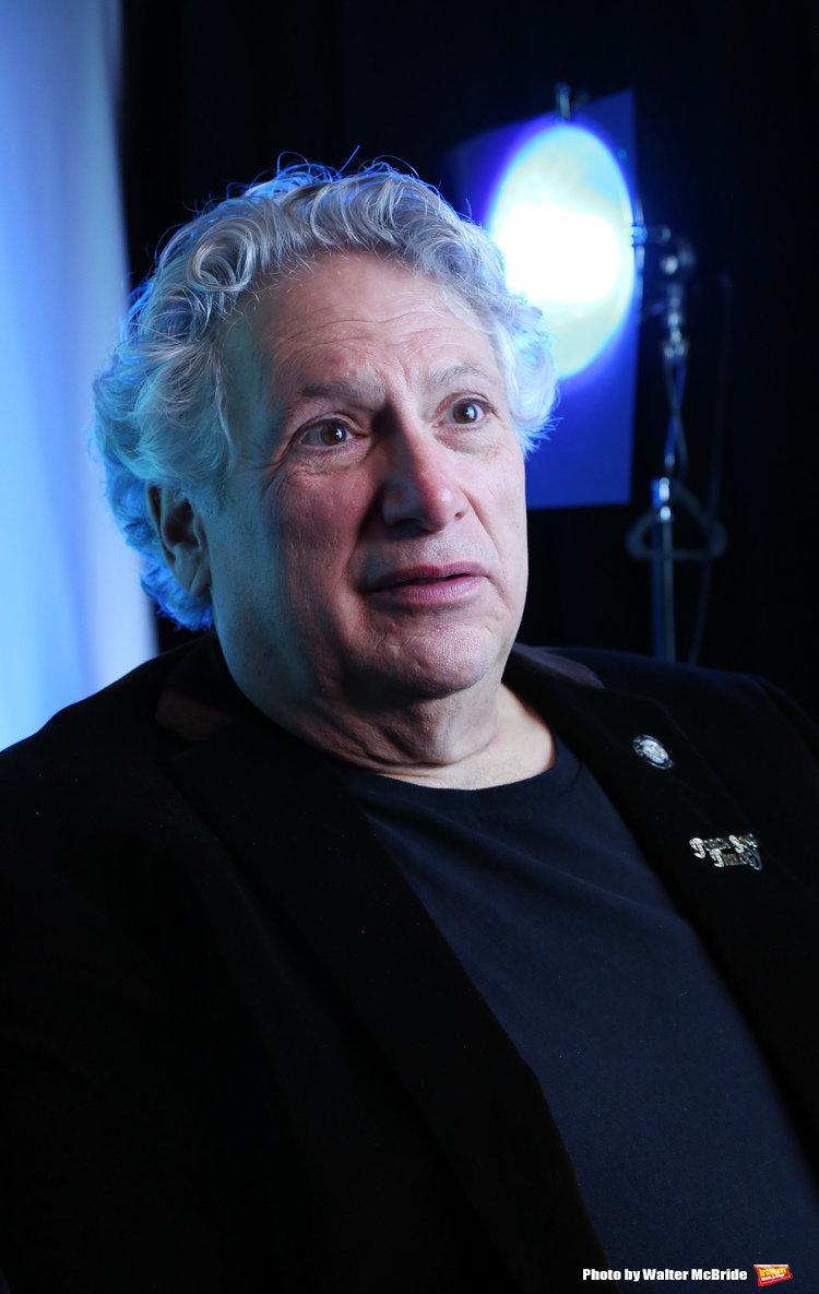 WATCH NOW! Zooming in on the Tony Nominees:  Harvey Fierstein and Richie Jackson