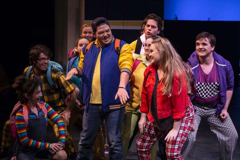 BWW Review: FREAKY FRIDAY at Circle Theatre Will Have You Convinced The Leads Swap Was Real!