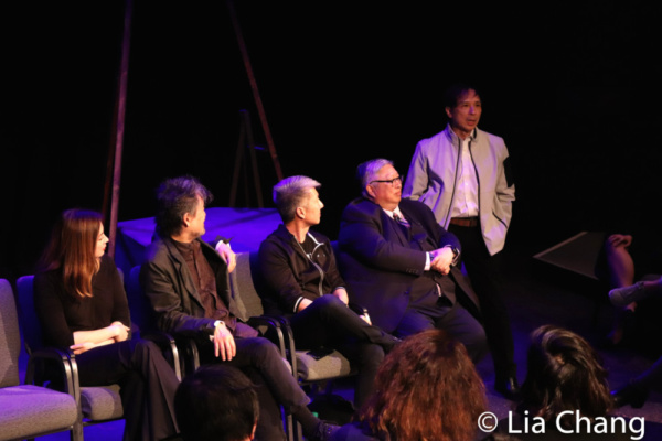 Photo Flash: David Henry Hwang, Ali Ewoldt & More Attend SLAC's Utah Premiere Of DANCE AND THE RAILROAD