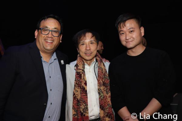 Max Chang, Richard Chang and Chongren Fan