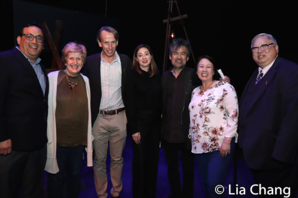 Photos: David Henry Hwang, Ali Ewoldt & More Attend SLAC's Utah Premiere Of DANCE AND THE RAILROAD