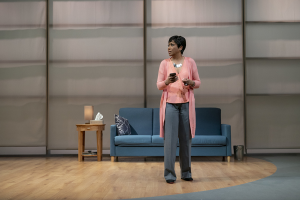 Photo Flash: First Look at Brenda Pressley in PROOF OF LOVE
