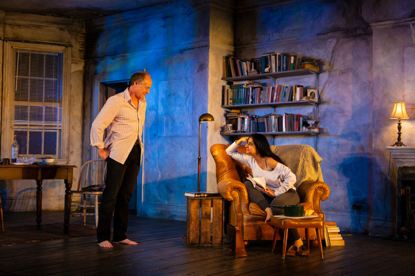 Photo Flash: McCarter Closes 2018-2019 Theatre Series with David Hare's SKYLIGHT