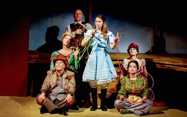 Photo Flash: ABET Presents ALICE IN WONDERLAND