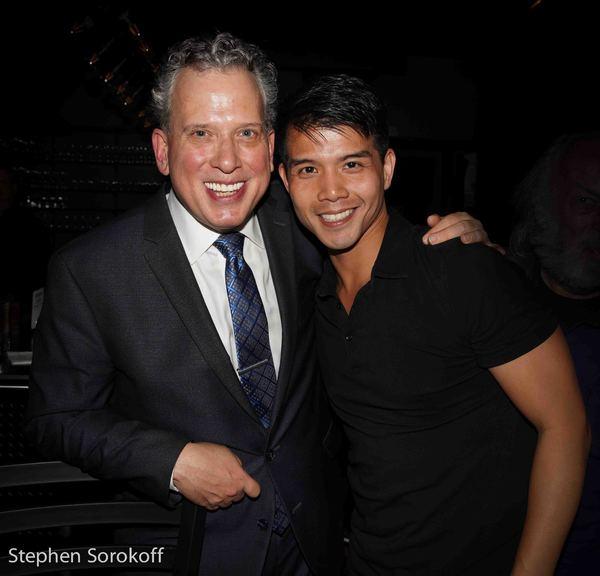 Billy Stritch & Telly Leung