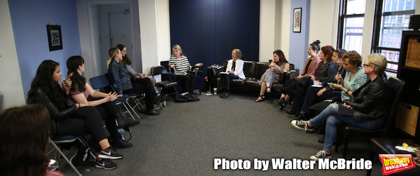 Photo Coverage: Inside The MAESTRA May Seminar, Featuring Bonnie Comley and More