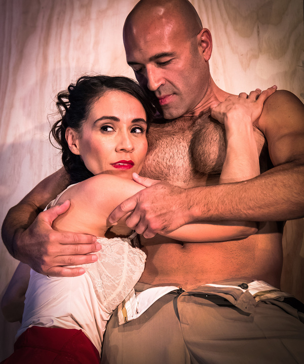 Photo Flash: First Look at Open Fist Theatre Company's ANNA IN THE TROPICS