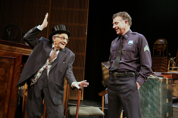 Photo Flash: First Look at International City Theatre's THE PRICE