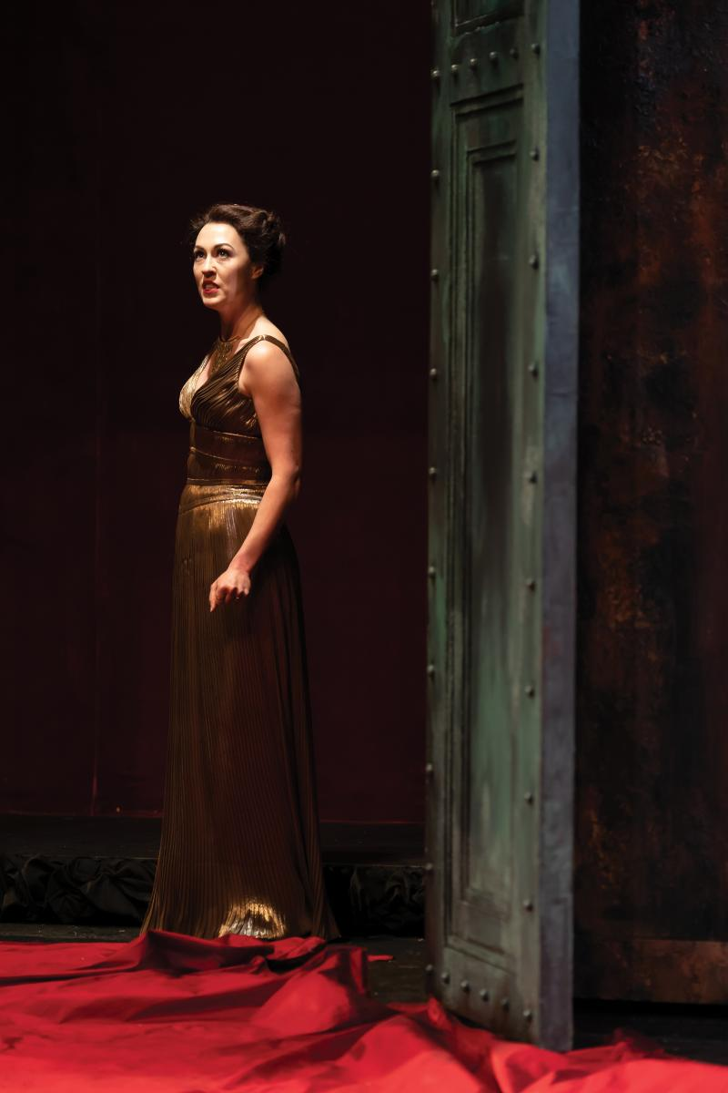 BWW Review: THE ORESTEIA at Shakespeare Theatre Company