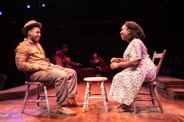 Photo Flash: First Look at Signature's SPUNK