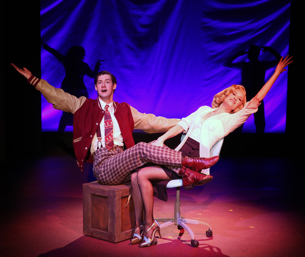 Photo Flash: First Look at ENTER LAUGHING