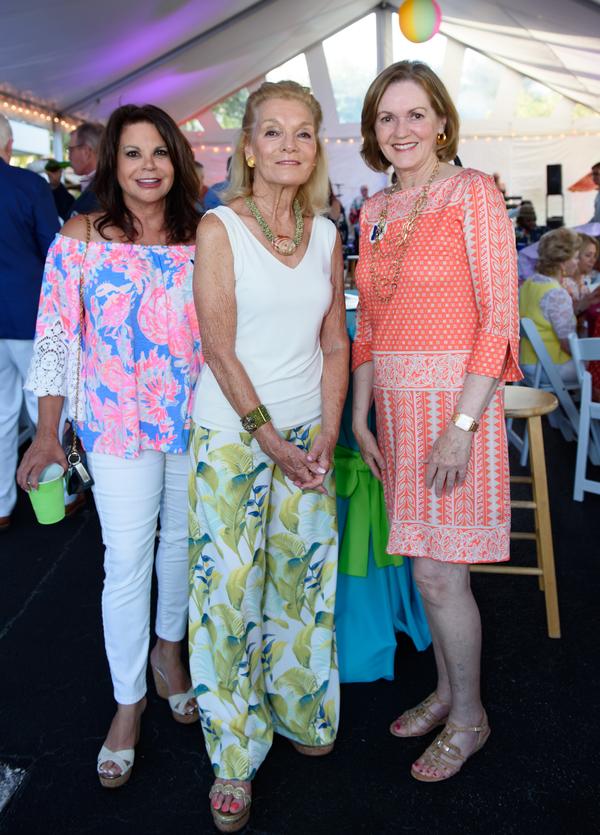 Debra Hartman, Priscilla Heublein, Kathy Strother Photo