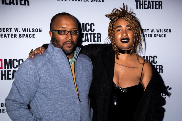 Photo Coverage: MCC Theater Celebrates Opening Night of BLKS