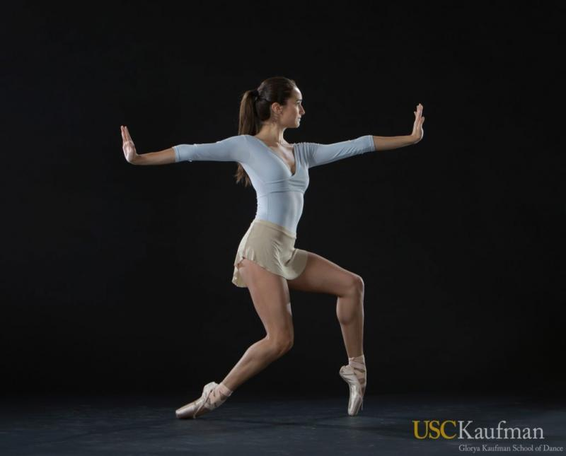 BWW Feature: THE FIRST GRADUATING CLASS AT USC KAUFMAN HAS THE WORLD AT ITS POINTED/FLEXED FEET