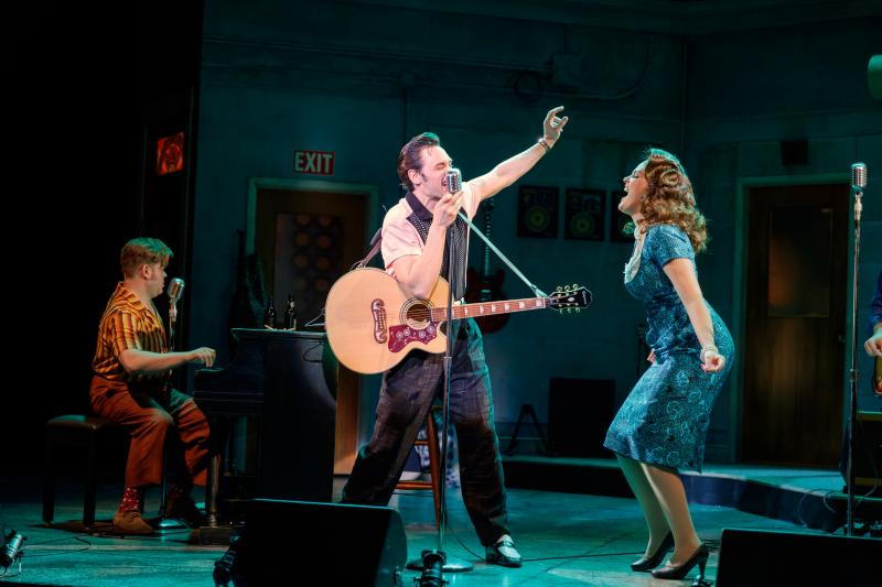 BWW Review: MILLION DOLLAR QUARTET at Village Will Have You Rockin' in Your Seat