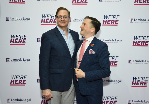 Photo Flash: Inside The Lambda Legal National Liberty Awards