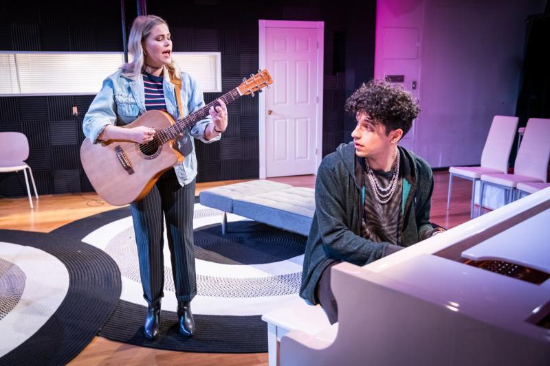 BWW Review: ORIGINAL SOUND Reverberates Realness at Cherry Lane Theatre