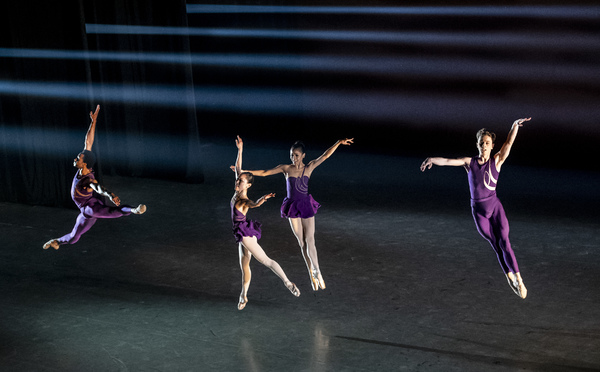 BWW Review: WHEELDON, ELO AND ROBBINS DANCE TRIO at Academy Of Music