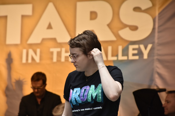 Photo Coverage: Stars From HADESTOWN, TOOTSIE, BEETLEJUICE, and More Perform at STARS IN THE ALLEY